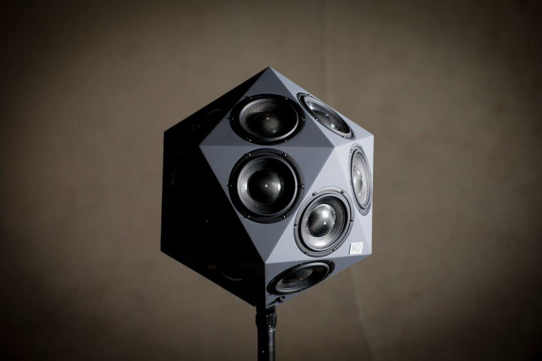 3D Audio Speaker Innovation IKO von sonible & IEM