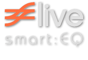 smart:EQ live logo