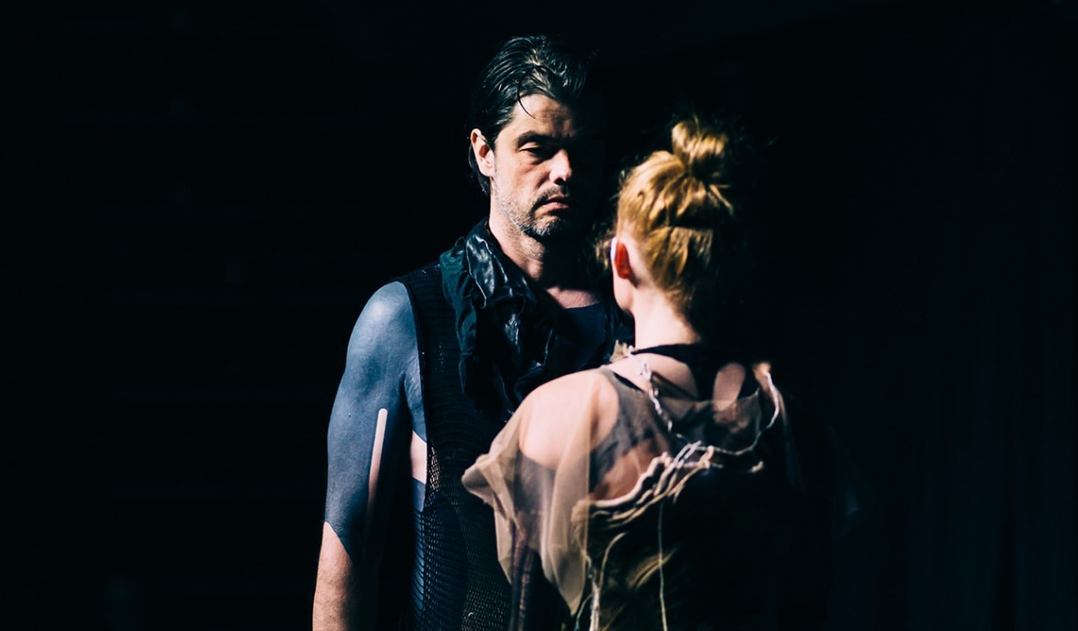 Sonic Theatre Production Agnete & the Merman by Cristian Vogel