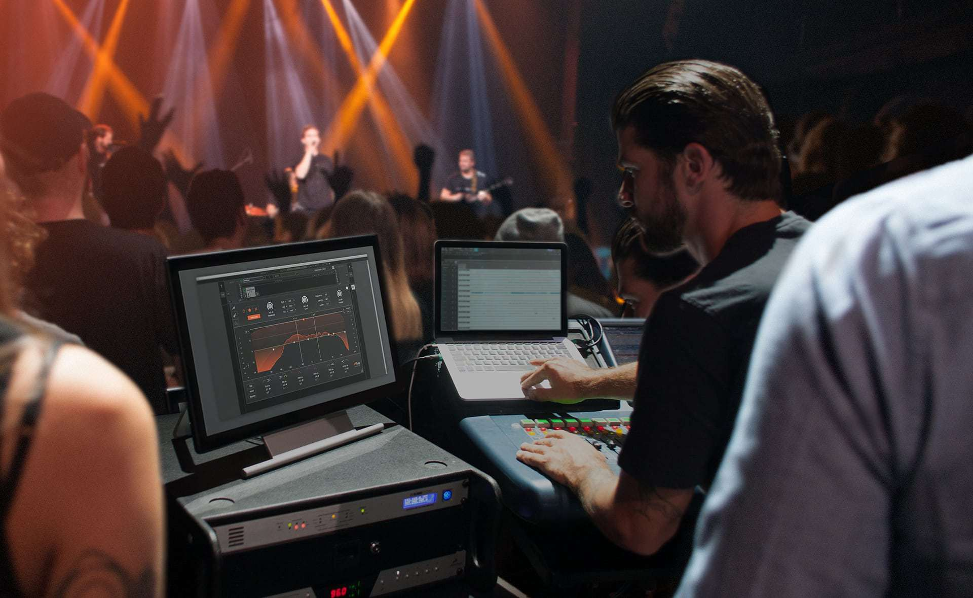 Live plug-ins – How to use them in your live mix | sonible