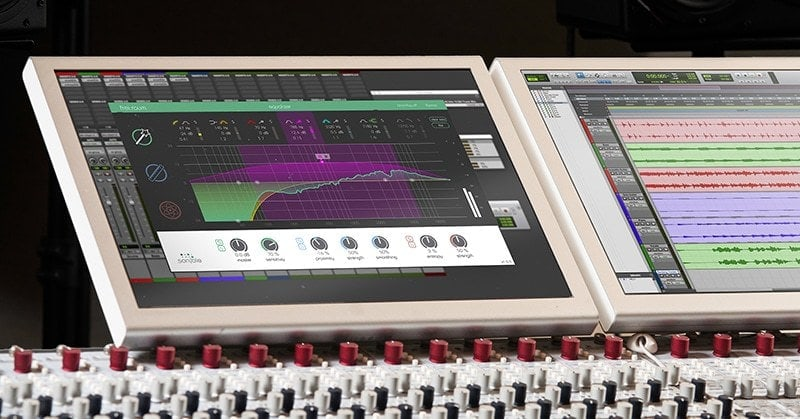 Post production tool frei:raum repairs any dialog recording