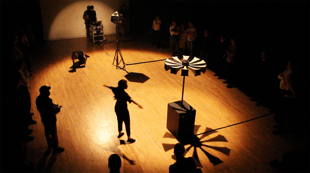 "Jeph Vanger's sound installation ""Sfera"" with Ambisonics Instrument IKO ""by sonible & IEM"""