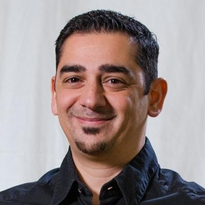 Julian Abuzahra ist für Sales bei sonible zuständig