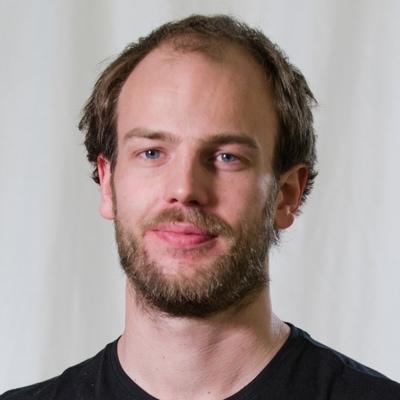 Markus Huber ist für Software R&D bei sonible zuständig